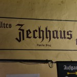 Das alte Zechhaus in Gumpoldskirchen